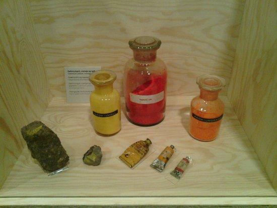 Munch Museum: Краски и их происхождение