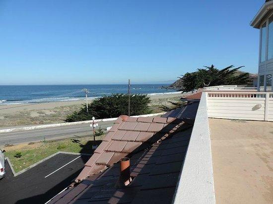 Pacifica Beach Hotel: Vista do hotel