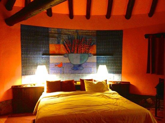 Sol y Luna - Relais & Chateaux: Room interior.