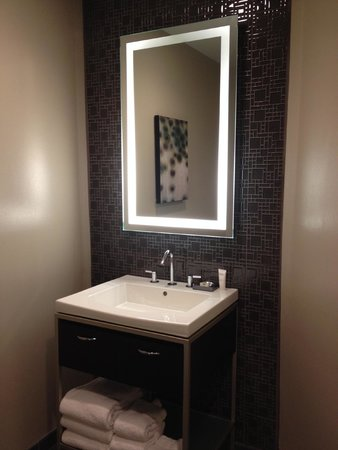 Galleria Park Hotel: Bathroom