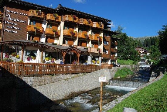 Hotel St. Raphael: Eccellente Hotel 4 Stelle a Madonna di Campiglio