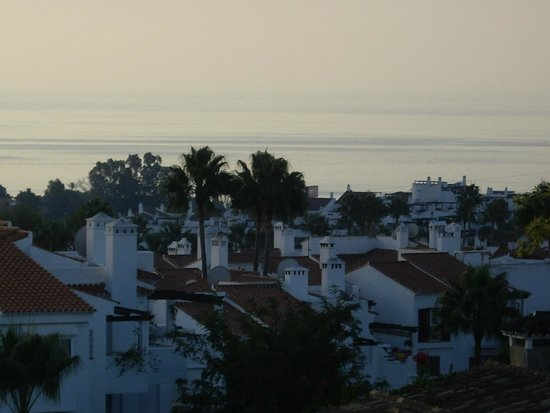 Apartamentos Pierre & Vacances Estepona: One of the views from our room