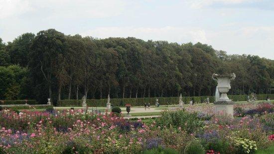 Château de Vaux-le-Vicomte : jardins