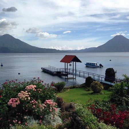 Hotel Atitlan: Paradise View