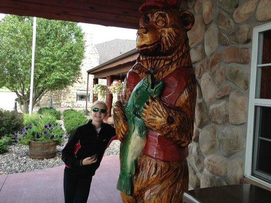 Stoney Creek Hotel & Conference Center - La Crosse : Greetings from Stoney Creek