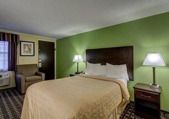 Quality Inn Barre/Montpelier: 1 Double Bed Guest Room