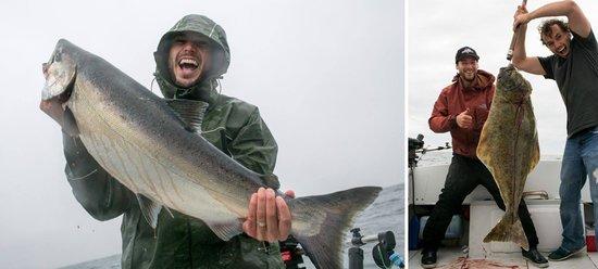 Clayoquot Ventures Tofino Fishing: Salmon and Halibut