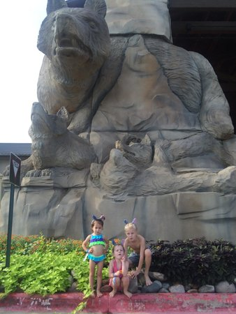 Great Wolf Lodge Grapevine : Howling with the wolf pack