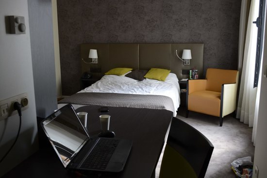 Ibis Styles Brussels Centre Stephanie: Room