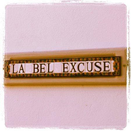 La Bel'Excuse : Bienvenue à la Bel Ex