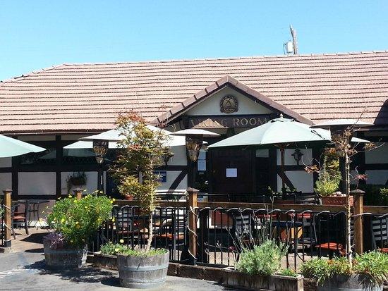 Solvang Brewing Company: Restaurant Exterior