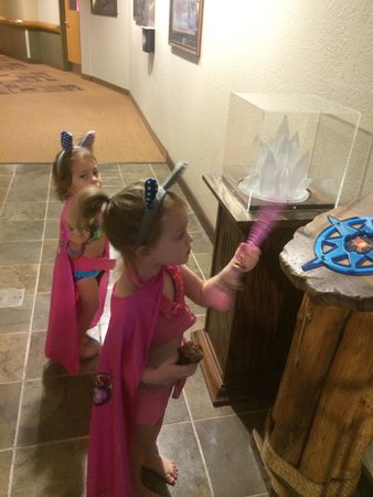 Great Wolf Lodge Grapevine : Fun with MagiQuest