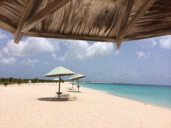 Codrington, Barbuda: Low Bay Beach