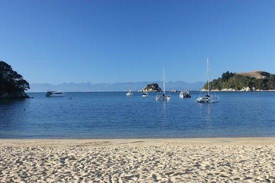 Abel Tasman Sea Shuttle Ltd: Kaiteriteri beach