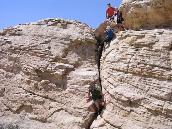 Hike This! Private Tours : Plenty of challenging and fun areas.