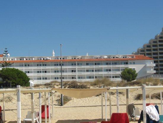 Vasco da Gama Hotel: Aspecto frontal do hotel