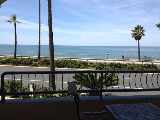 Tamarack Beach Resort and Hotel: Balcony View