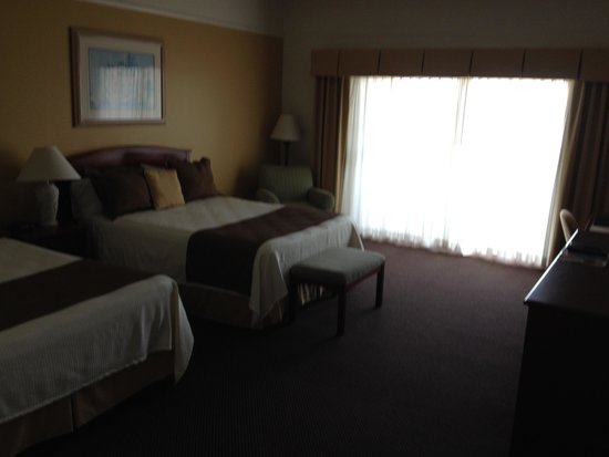 Tamarack Beach Resort and Hotel: Our Room
