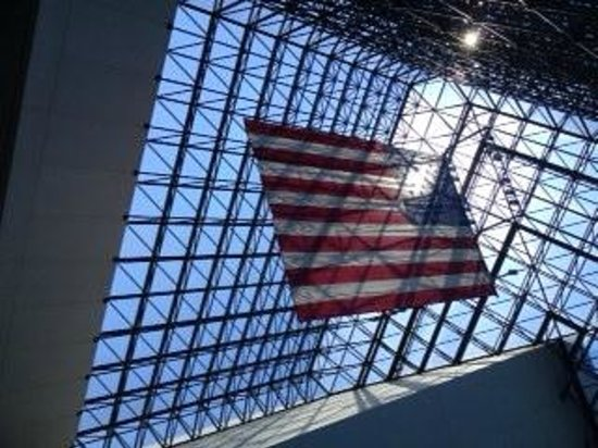 John F. Kennedy Presidential Museum & Library: JKH Library Flag