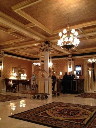 Lenox Hotel : Lobby