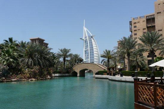 Souk Madinat Jumeirah : View from Restaurant