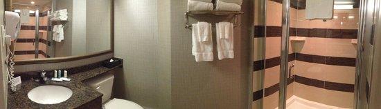كومفورت سويتس داونتاون: Bathroom