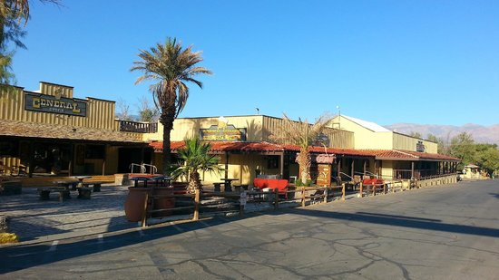 Furnace Creek Inn and Ranch Resort: Store
