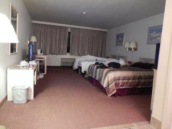 Grand Canyon Inn & Motel: double room