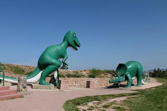 Rapid City (SD) United States  city photos gallery : ... in Rapid City Picture of Dinosaur Park, Rapid City TripAdvisor