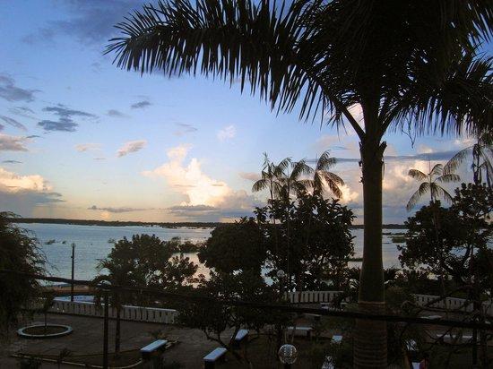 La Casa Morey: View from triple room