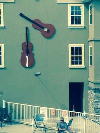 Comfort Inn Downtown: Definitely. Nashville