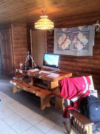 Cedar Lodge & Settlement: Cedar Lodge - Wisconsin Dells