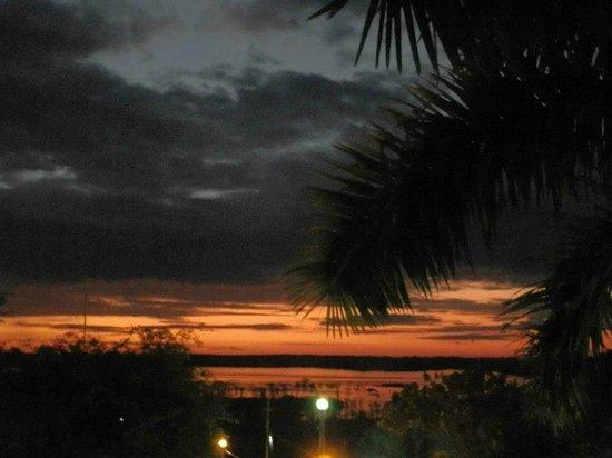 La Casa Morey: Sunrise from triple room