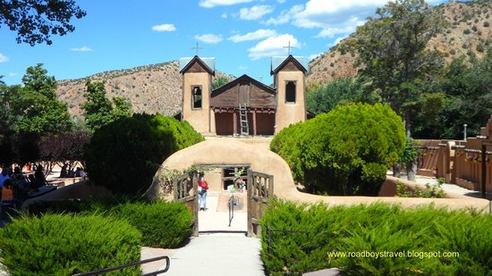 Sanctuario de Chimayo: Chimayo Chapel