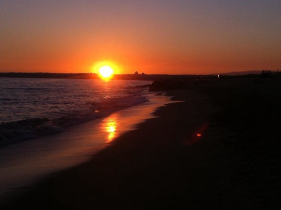 Salgados Palace: Tequila sunset