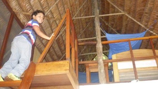 Shimiyacu Amazon Lodge: Interior Bungalow