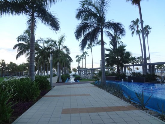 Las Americas Cancun Yucatan Peninsula Resort Tattoo Design Bild