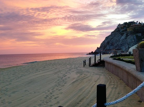 The Resort at Pedregal: Aug Sunset