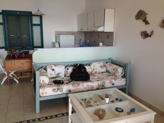 Nefeli Hotel Lipsi: Soggiorno
