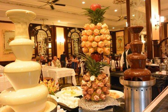 Hotel Riu Palace Aruba: more food
