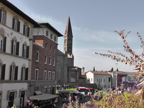 La Residenza dell'Orafo: Вид с балкона