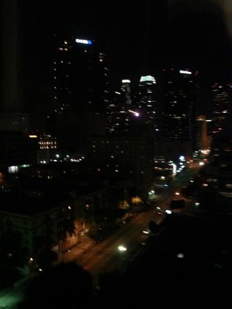 The Mayfair Hotel: Nightview