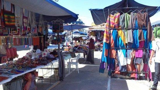 Otavalo Market: El mercado