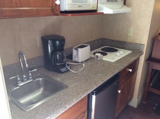 Yosemite View Lodge: cucina