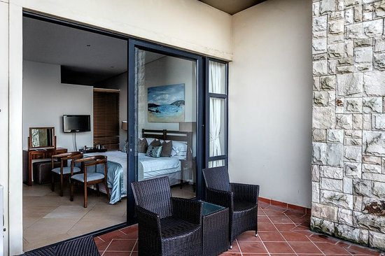 Canelands Beach Club and Spa : Balcony overlooking the ocean