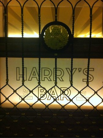 Harry's Bar : Harrys Bar