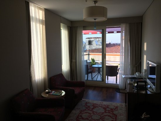 Neorion Hotel: Room