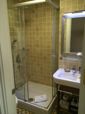 Neorion Hotel: Shower