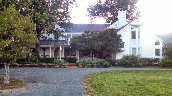 The Farmhouse at Veritas: Farmhouse Front