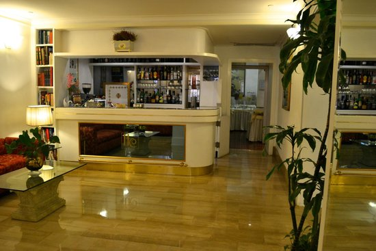 Hotel Cecil : Bar